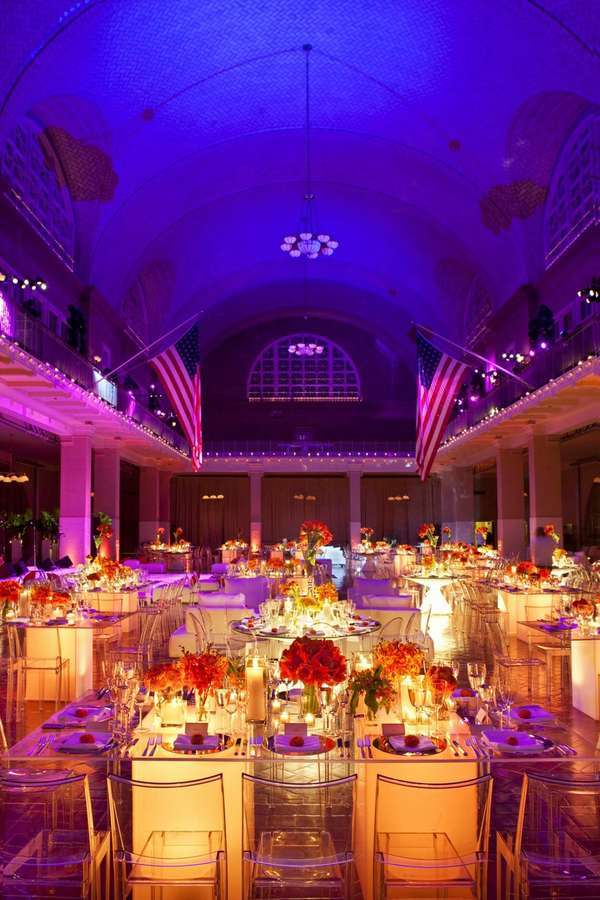 spice up your wedding venue
