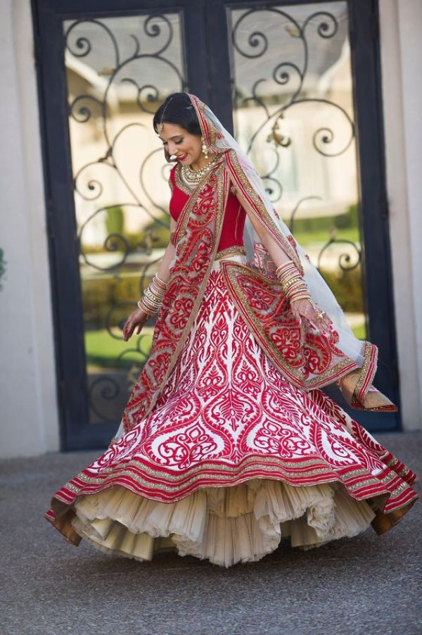 Bridal Lehenga on Rent