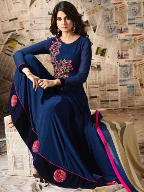best anarkali suits
