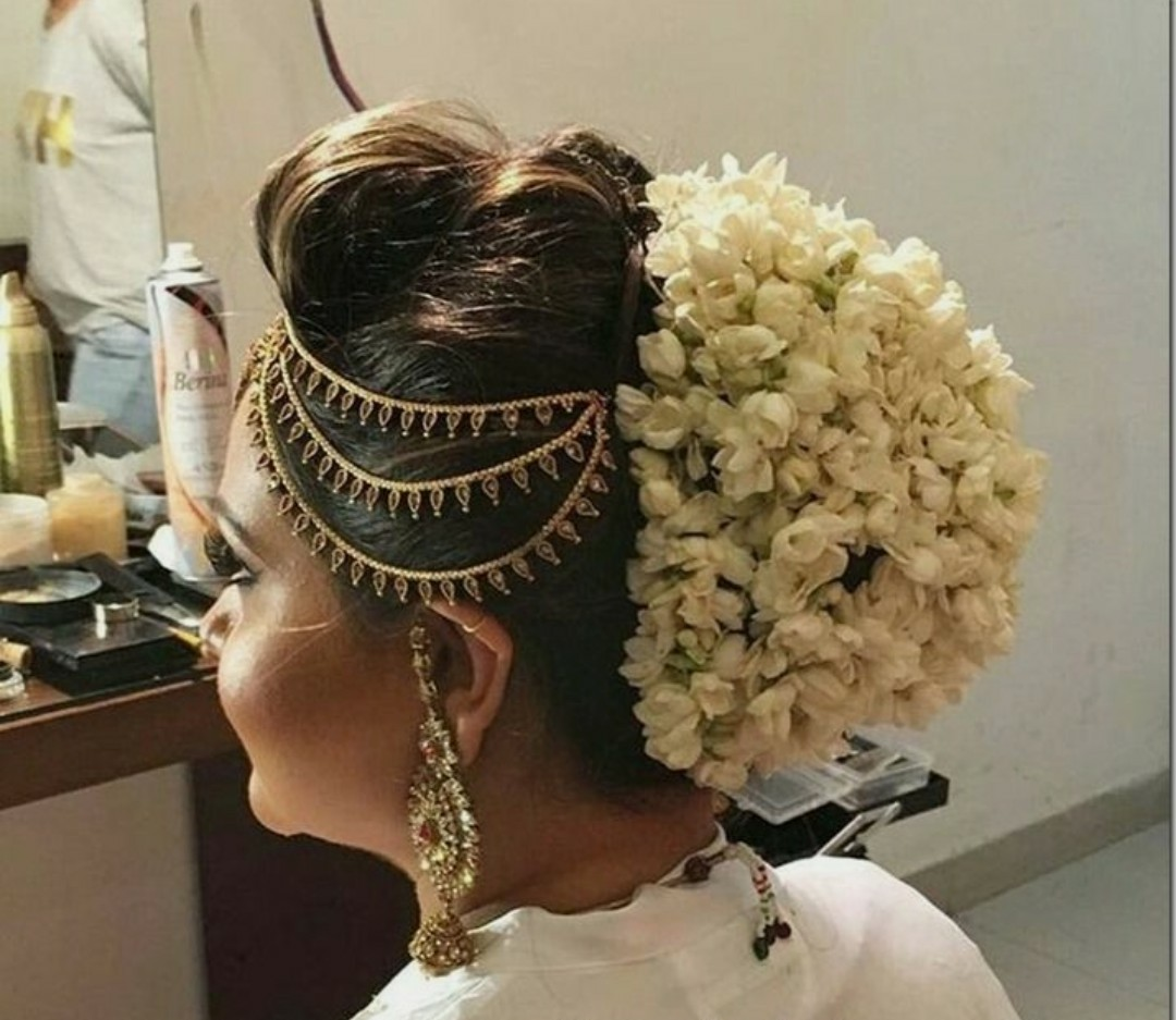 bridal hair care