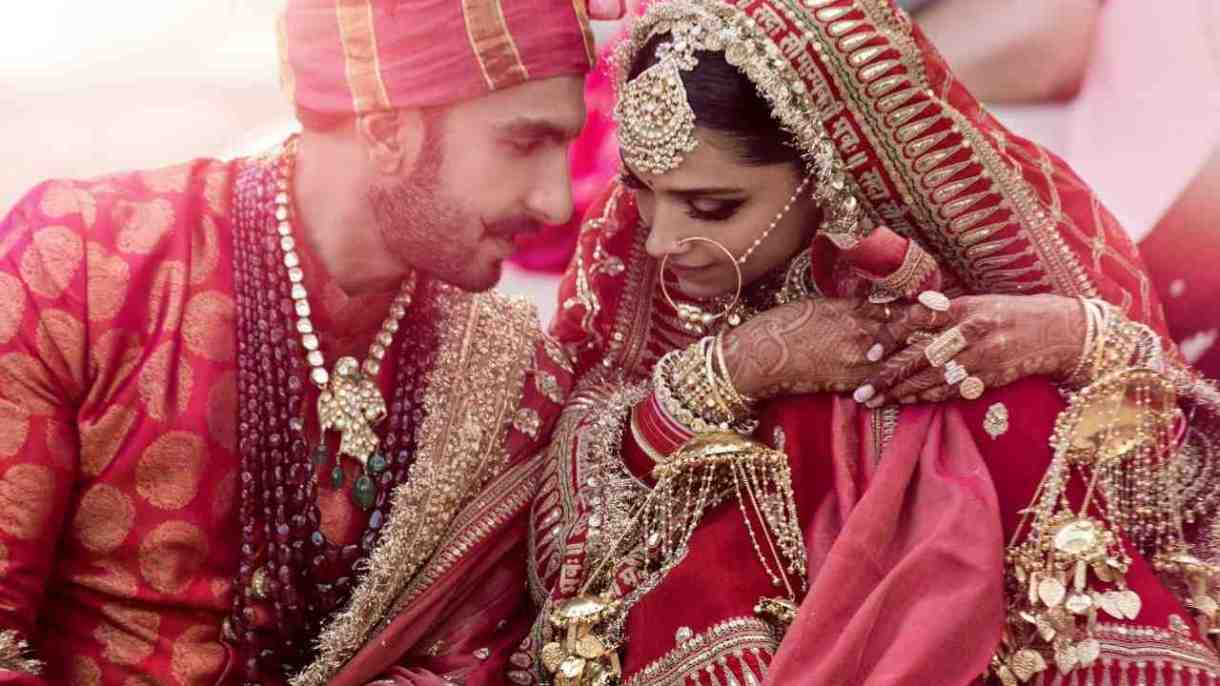 Deepika and Ranveer's Wedding