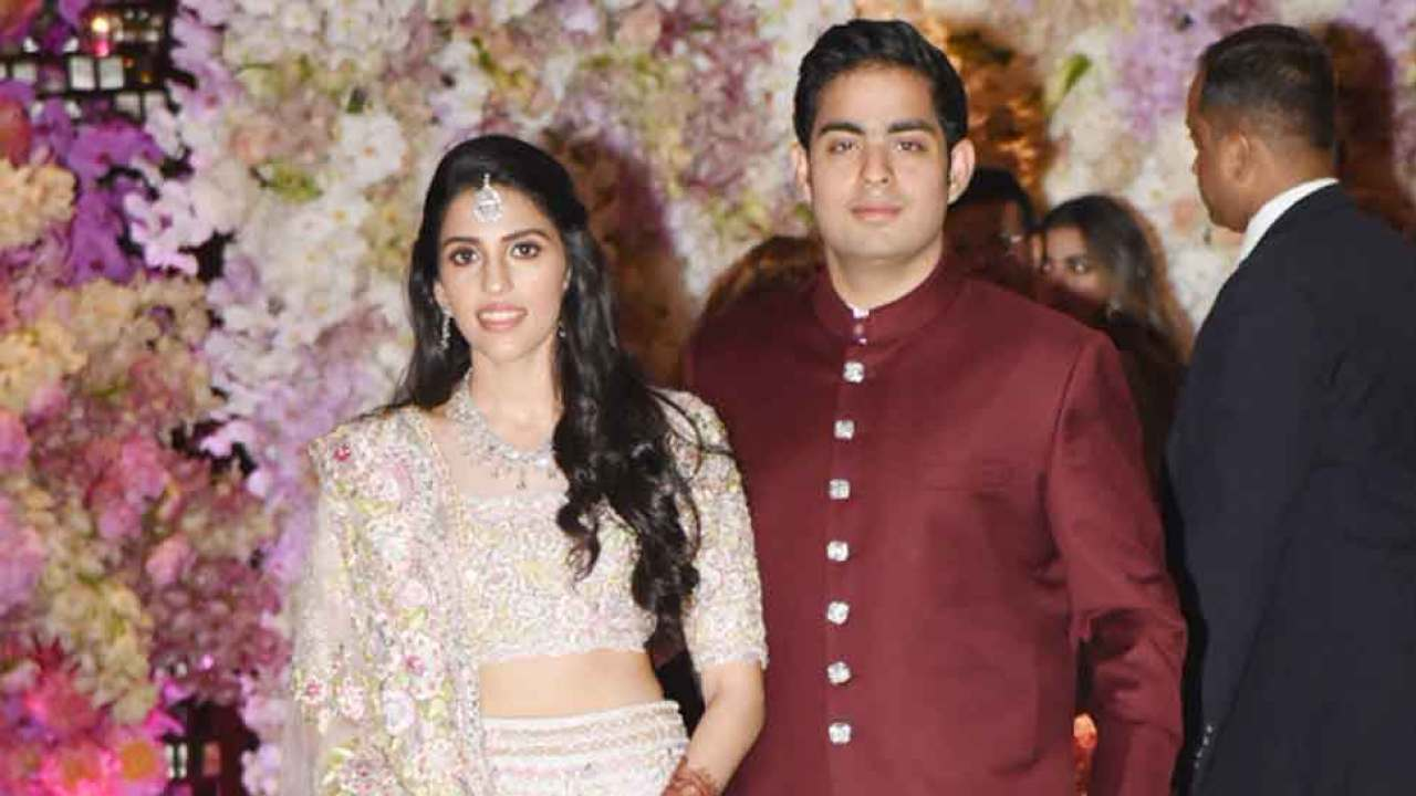 Best Moments From Akash Ambani and Shloka Mehta's Engagement Party