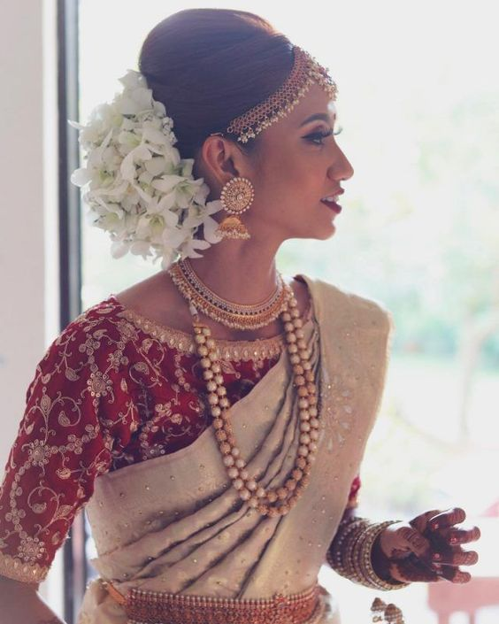 south indian bride images