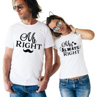 matching-couple-t-shirt-mr-right-mrs-always