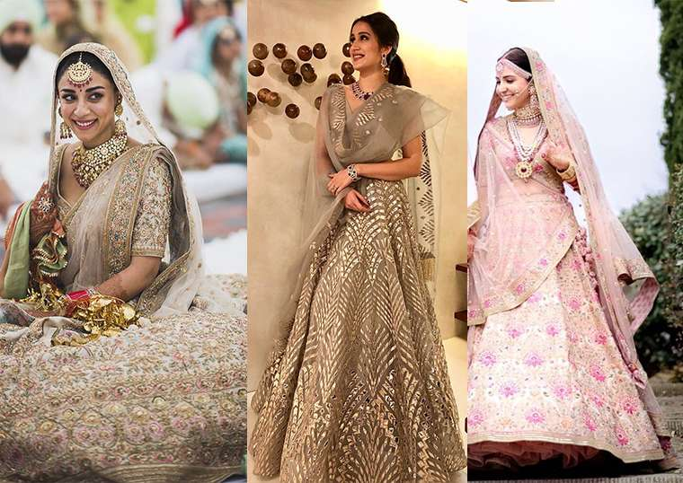 Bollywood Brides Who Wore Anything But Red