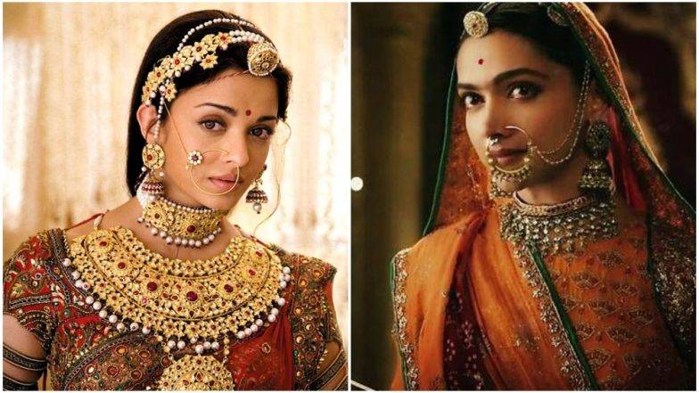 Bollywood Movie Wedding Dresses
