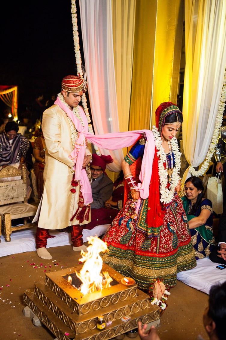 Significance of Saptapadi in Indian Wedding  Wedandbeyond