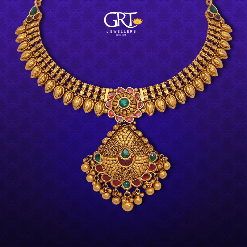 GRT Jewellers  Bridal Jewelry in Chennai  Vendors