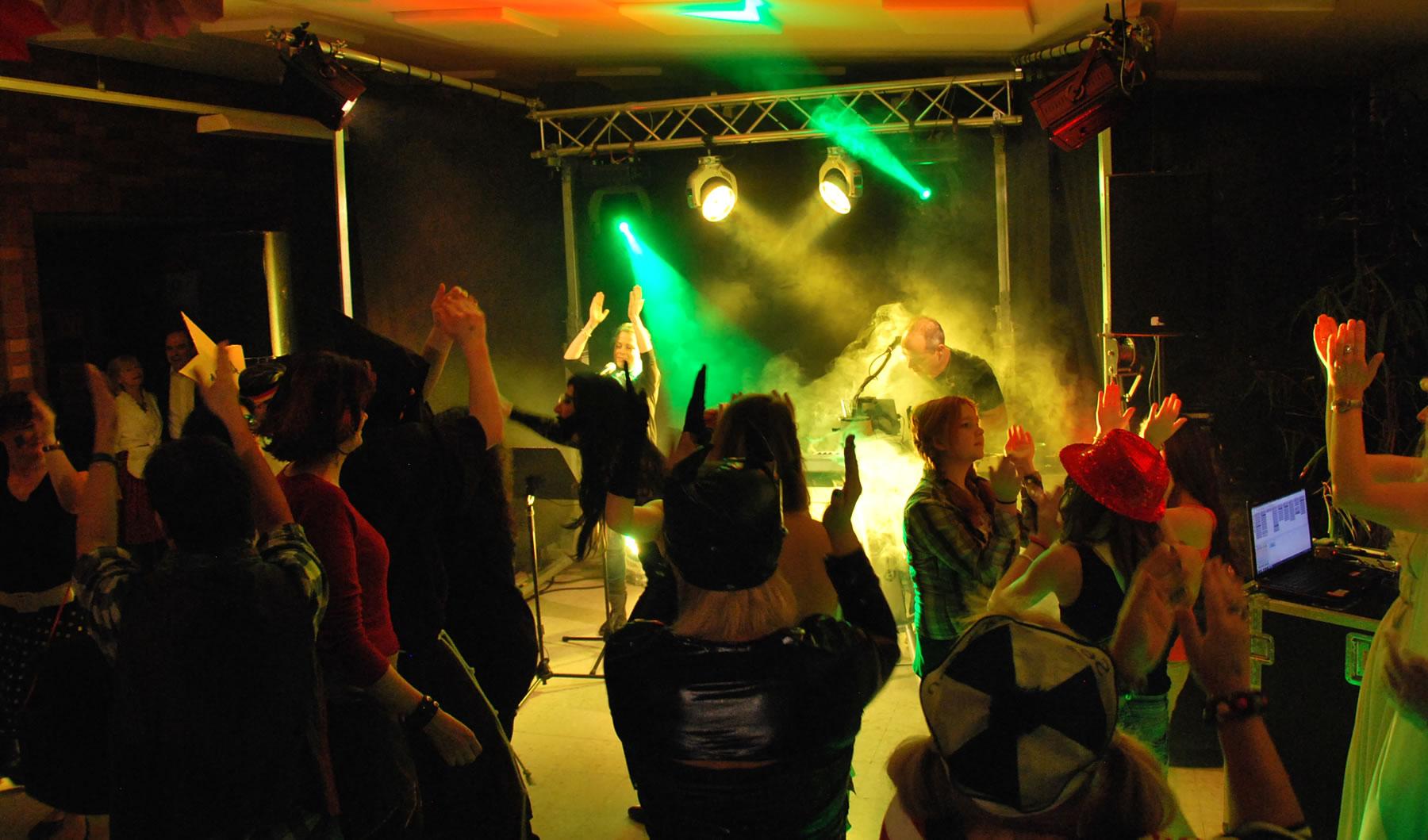 Everest  Die Party und Eventband im Raum Nrnberg Erlangen