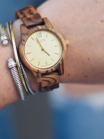 wood watches + a $100 giveaway!