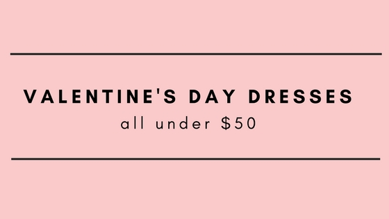 Think Pink: 50 Valentine's Day Dresses All Under $50