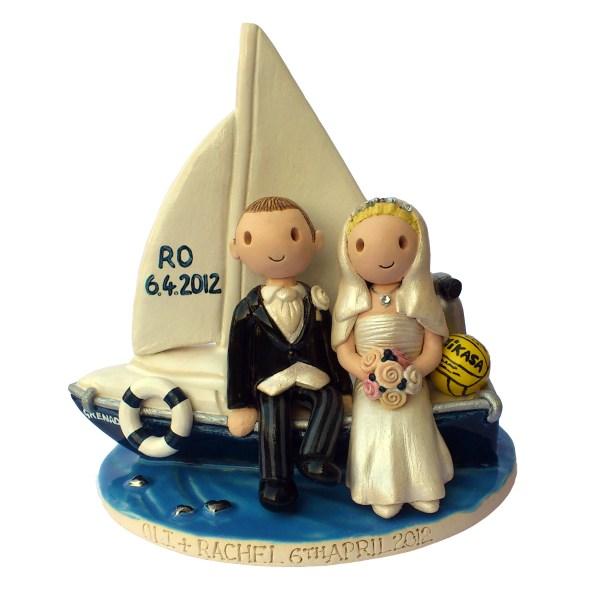 Boat Cake Topper