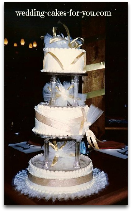 Wedding Anniversary Cakes