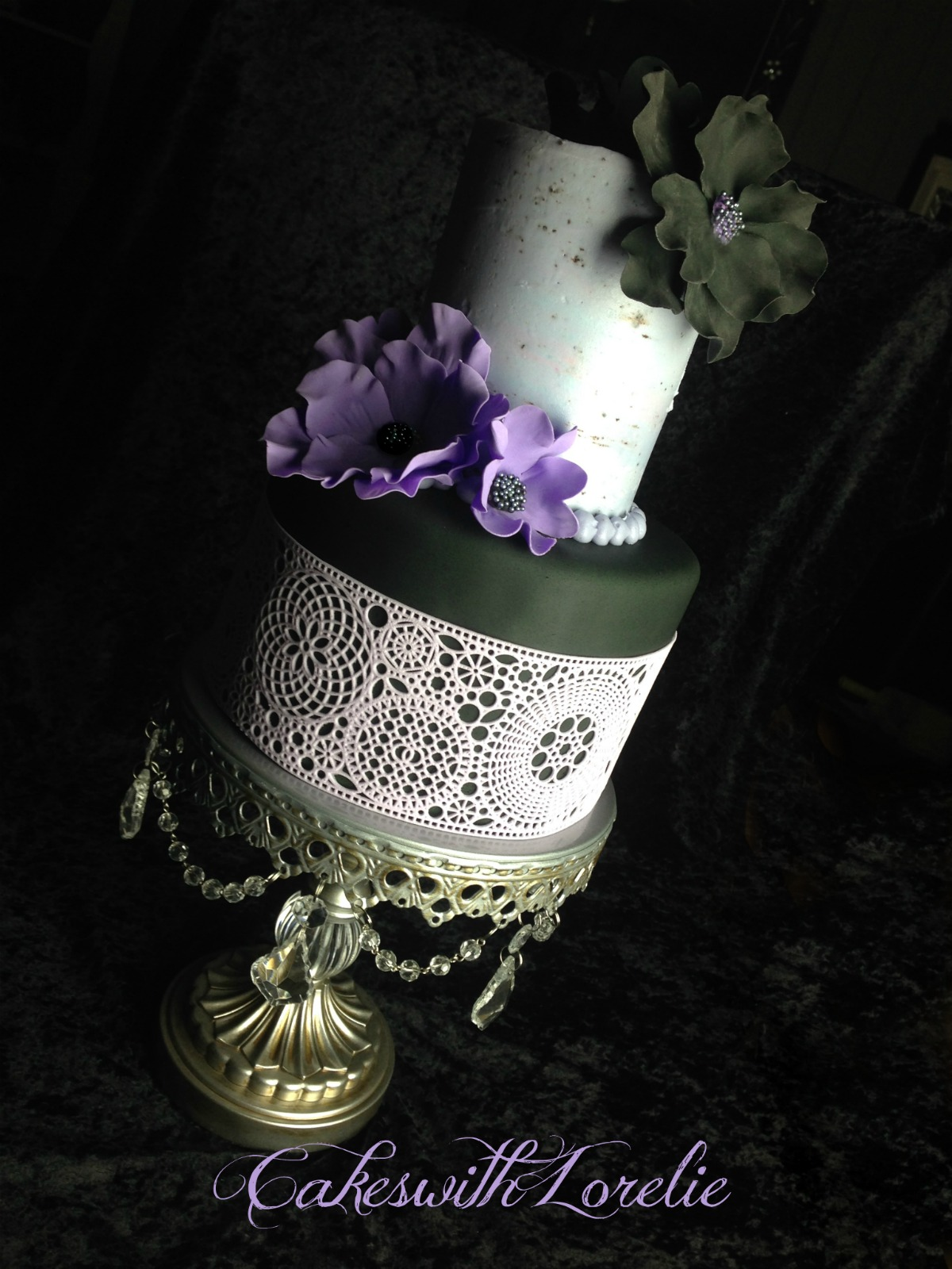 Gothic Wedding Cakes And Gothlicious Ideas