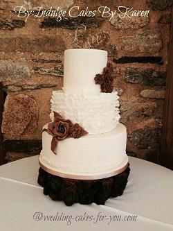 Wedding Cake Styles Photo 10