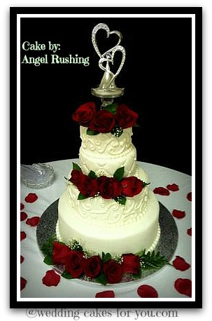 Wedding Cake Contest And Sharing Page