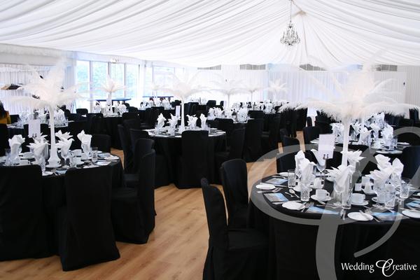 Venue Dressing At Boreham House Wedding Creative