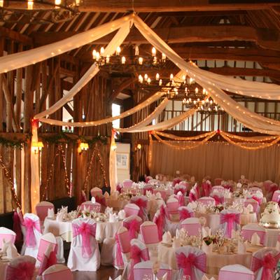 Services  What we do  Venue Dressing  Wedding Creative