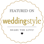 Logo des Blogs Weddingstyle