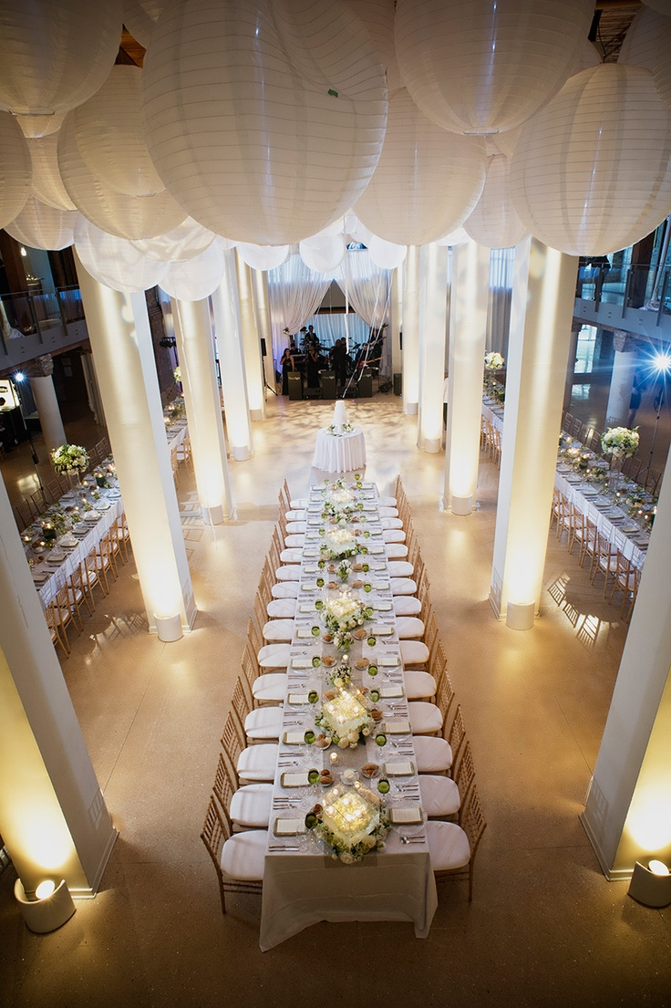 8 Easy Ways to Decorate Your Wedding Reception  Wedding