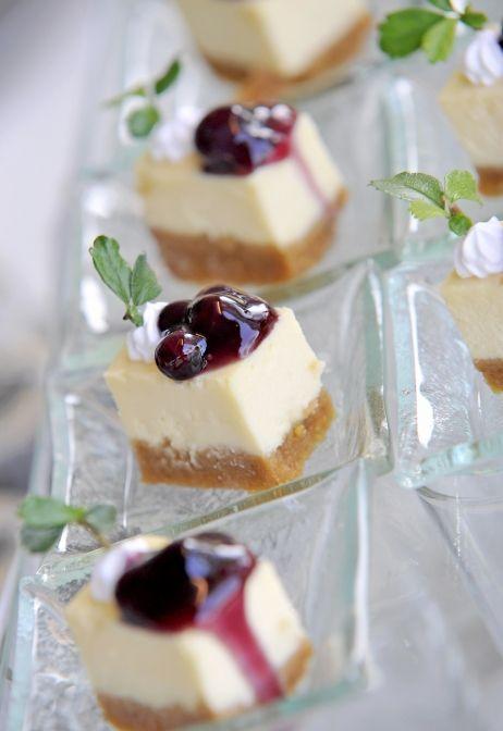 24 Delicious Mini Cheesecake Ideas for Your Wedding  Wedding Philippines  Wedding Philippines