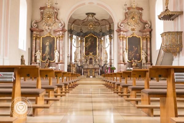 Schoene Kirche in Stuttgart Katholisch 4 von 4