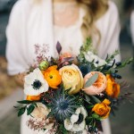 October Wedding Flowers Wedding Flowers In Season Chwv