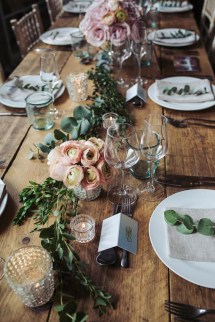 Difference Rustic And Boho Wedding