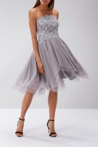 Grey Bridesmaid Dresses | Wedding Ideas By Colour | CHWV