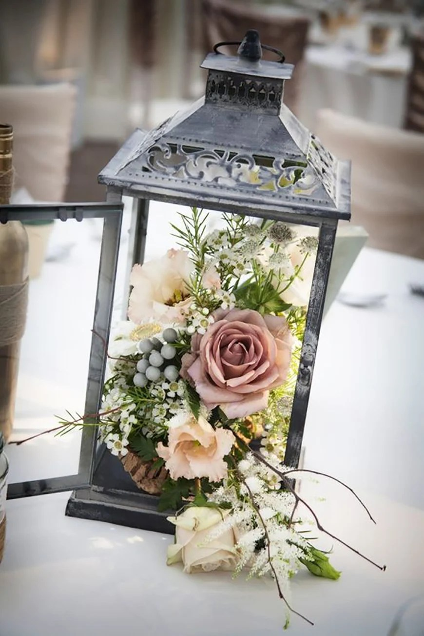 18 Amazing Lantern Centrepiece Ideas  CHWV