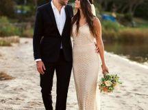 Black Wedding Suits | Wedding Ideas by Colour | CHWV