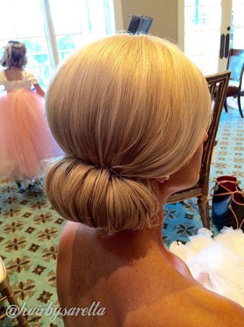 Classic Hair Up Wedding Ideas CHWV