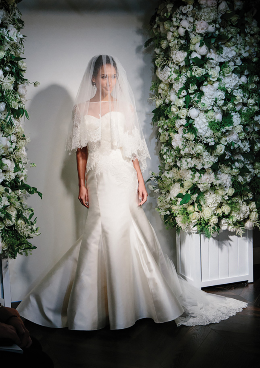 Dramatic Wedding Dresses To WOW Your Guests  CHWV