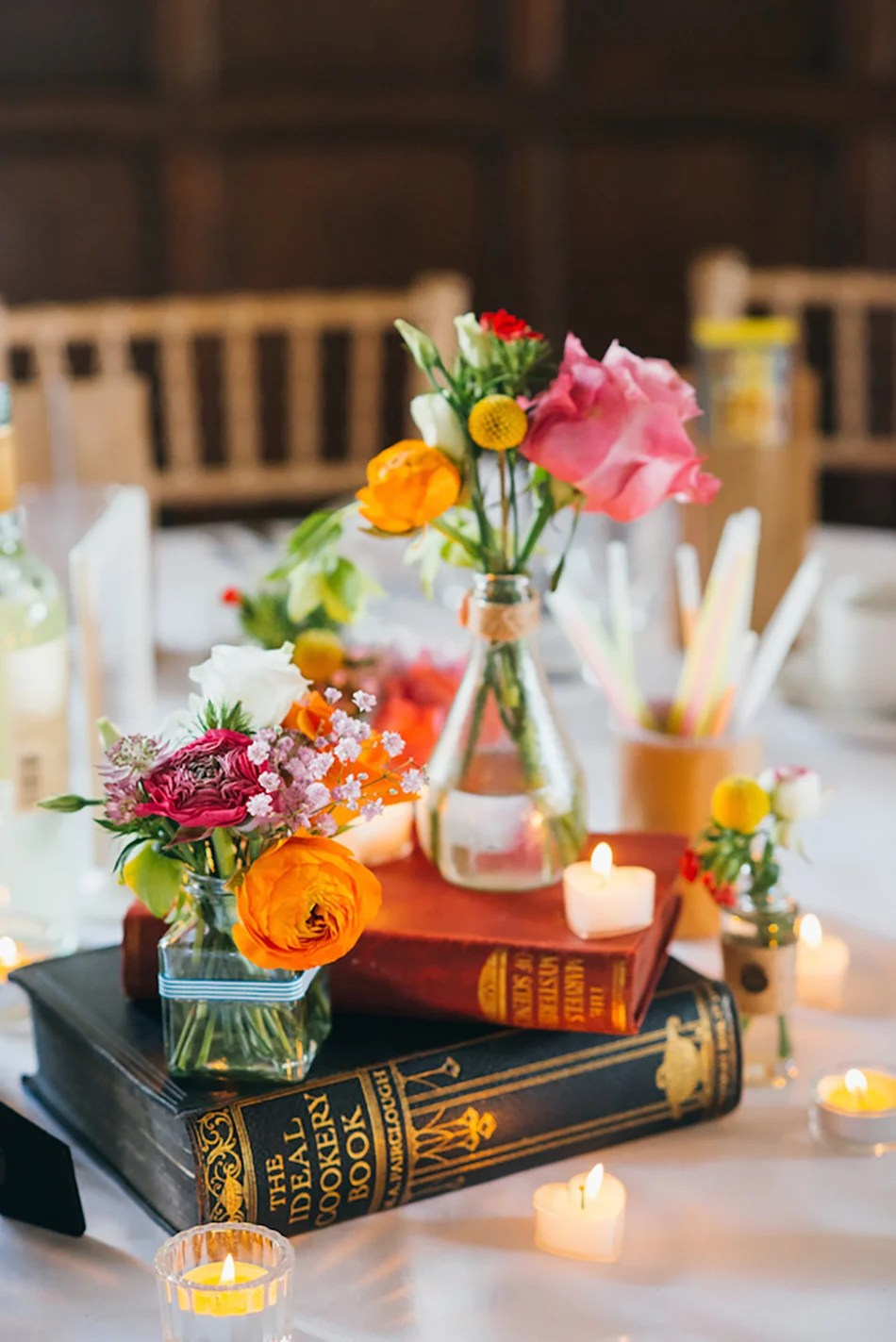 Cool Wedding Table Decorations