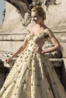 Gold Wedding Dresses