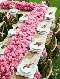 Pink Wedding Decorations | Wedding Ideas By Colour | CHWV