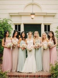 Sage Green Wedding Dresses | Wedding Dress Ideas | CHWV