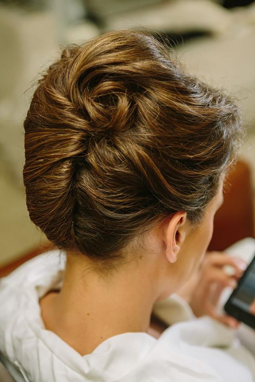Simple and Stylish Updos  Wedding Hair  CHWV