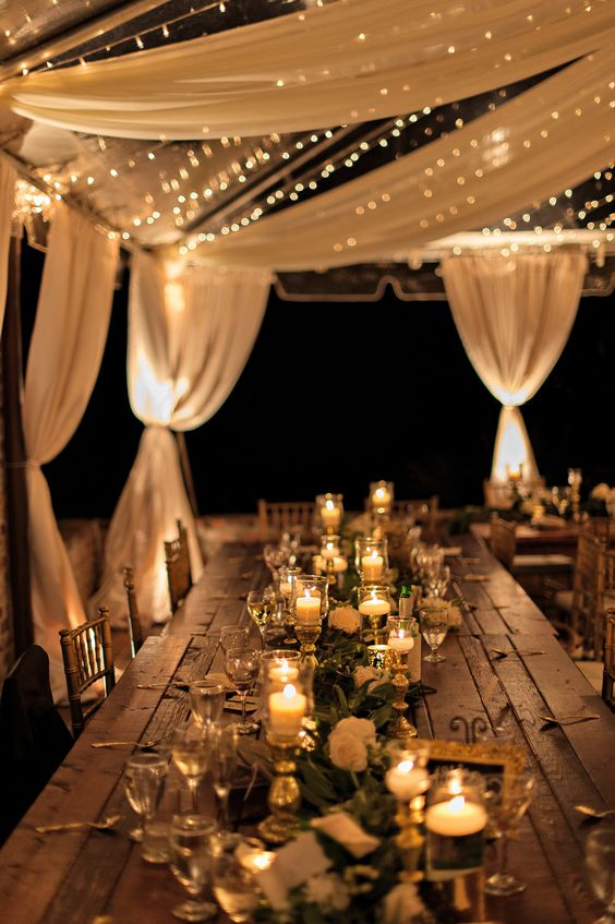 Stunning Wedding Lighting Ideas  Styling Your Venue  CHWV