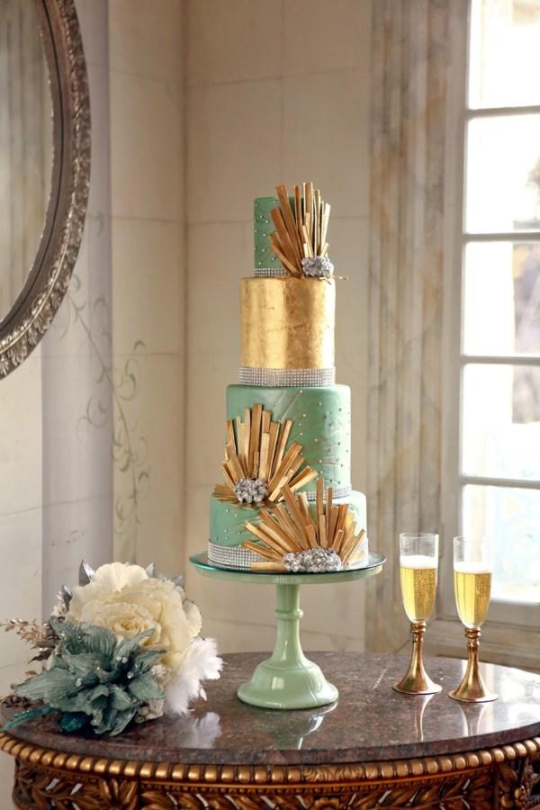Art Deco Wedding Decoration Ideas - Vtwctr