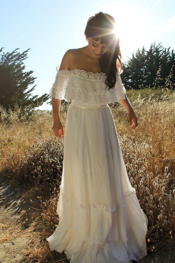 Vintage Wedding Dresses  CHWV