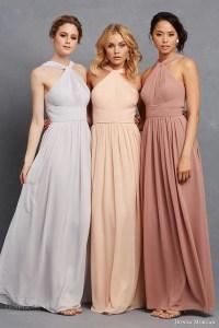 Peach Bridesmaid Dresses | CHWV