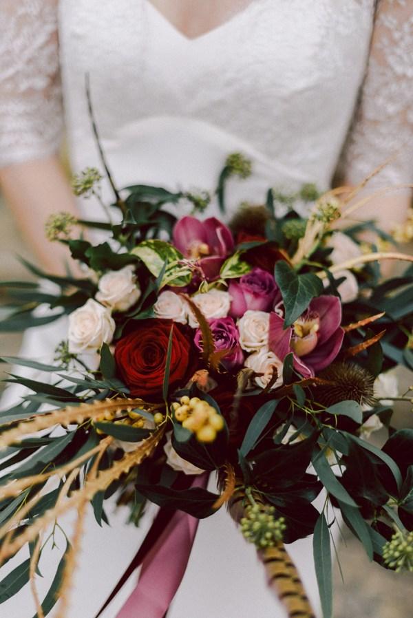 Plan Winter Wonderland Wedding Chwv