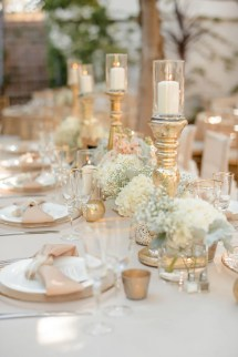 Rose Gold Wedding Decorations Ideas Colour Chwv