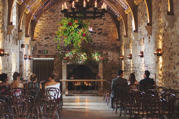 Rustic Wedding Venue in Northumberland  Healey Barn  CHWV