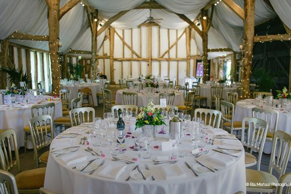 Farmhouse Wedding Venue Cambridgeshire  South Farm  CHWV