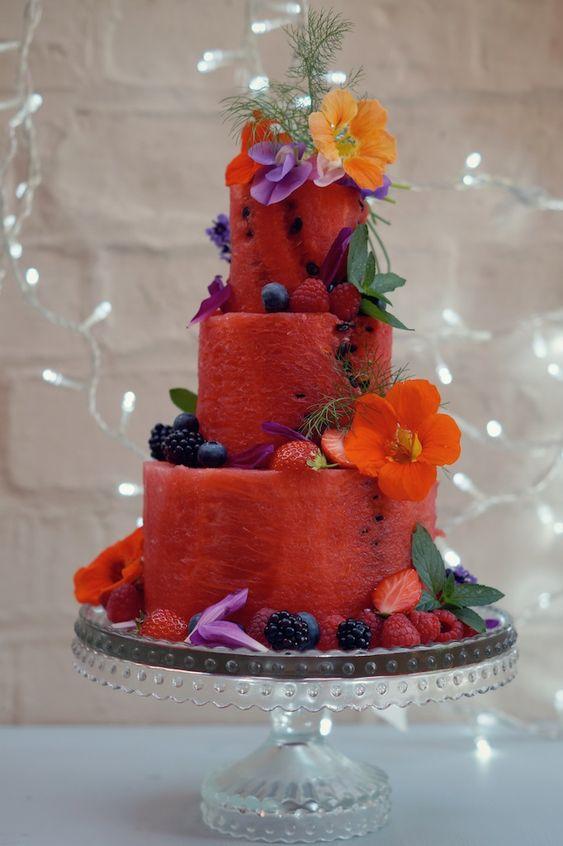Dark Fruit Old Cake Fashioned