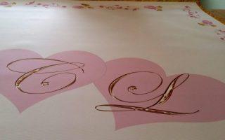 Loredana Wedding Aisle Runner Review