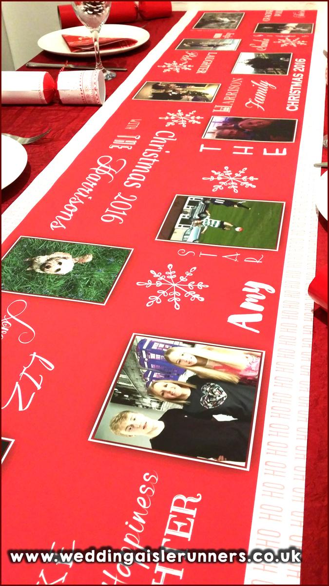 Design-6 Christmas Table Runner