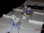 Personalized Table Decorations